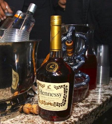 cognac hennessy v.s. privilege con estuche cognac frances