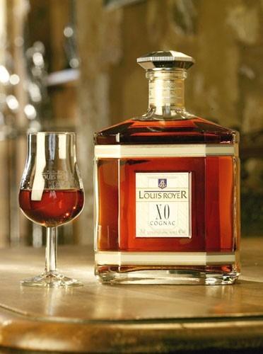cognac louis royer xo cogñac c/estuche frances envio gratis