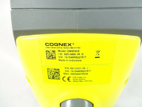 cognex dmr-8050x id reader dm8050x handheld with ethernet ca