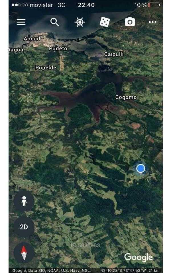 cogomo, región de los lagos