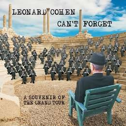 cohen leonard can't forget a souvenir importado cd nuevo