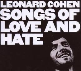 cohen leonard songs of love and hate cd nuevo