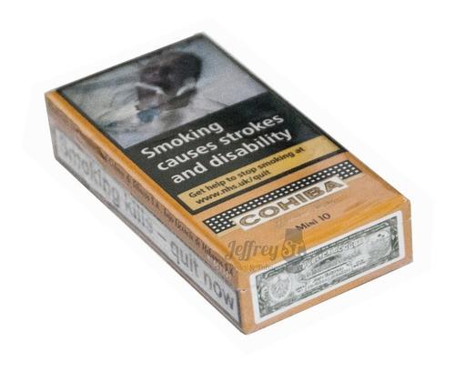 cohiba habano para fumar habanos mini cigarros puritos minis