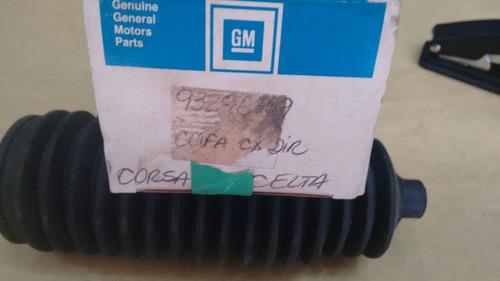 coifa caixa direção corsa 99 celta 2001 original gm c