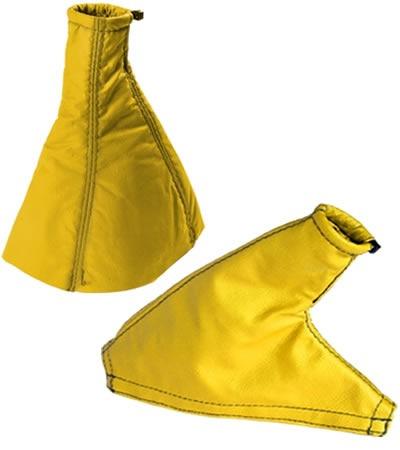 coifa cambio amarela e freio strada cabine estendida/