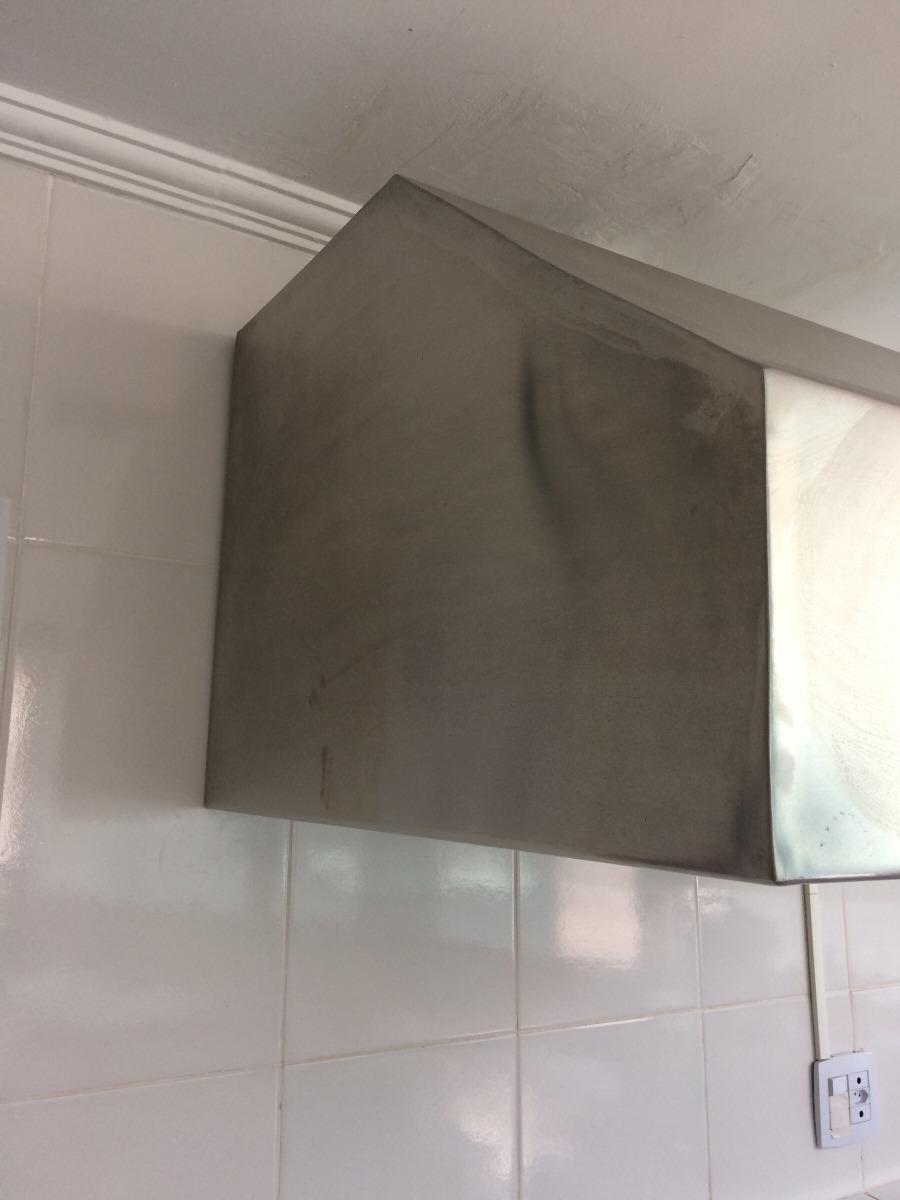 Coifa Fog O Cozinha Industrial A O 403 Exaustor 90x80x85cm R
