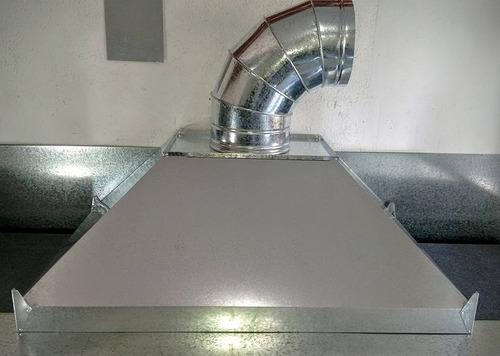 coifa industrial p/ restaurante padaria lanchonetes forno