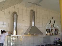 coifa  industrial p/ restaurantes bares e lanchonetes