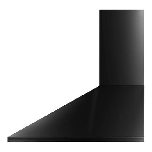 coifa parede brastemp piramidal inox preta 60cm 4 bocas 110v
