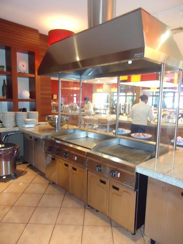 coifas para cozinhas industriais