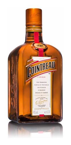 cointreau, licor francés 700 ml