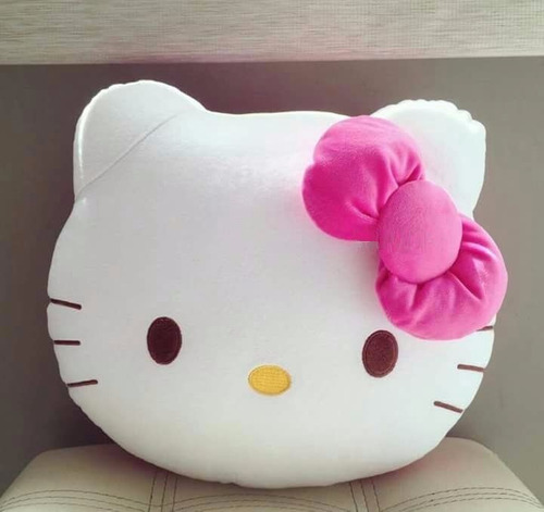 cojín almohada hello kitty