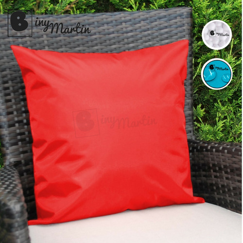 cojin almohada puff impermeable biny martin lifestyle®