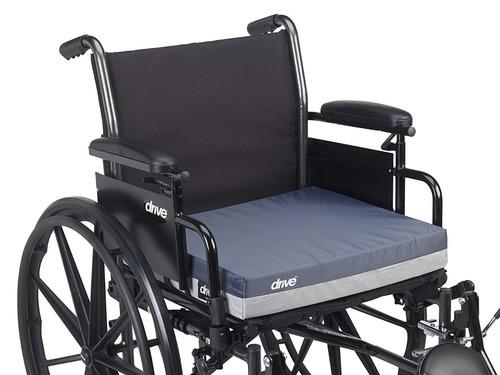cojín asiento gel para silla de ruedas anti escaras úlceras