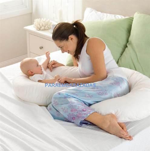 Cojin c almohada para descanso en el embarazo en mercado libre - Almohadas para embarazo ...