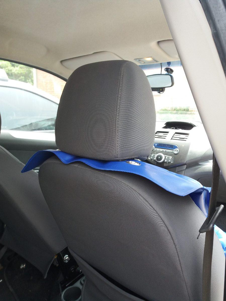 Cojin con espaldar en gel para carro o sillas ruedas for Cojin para sillas