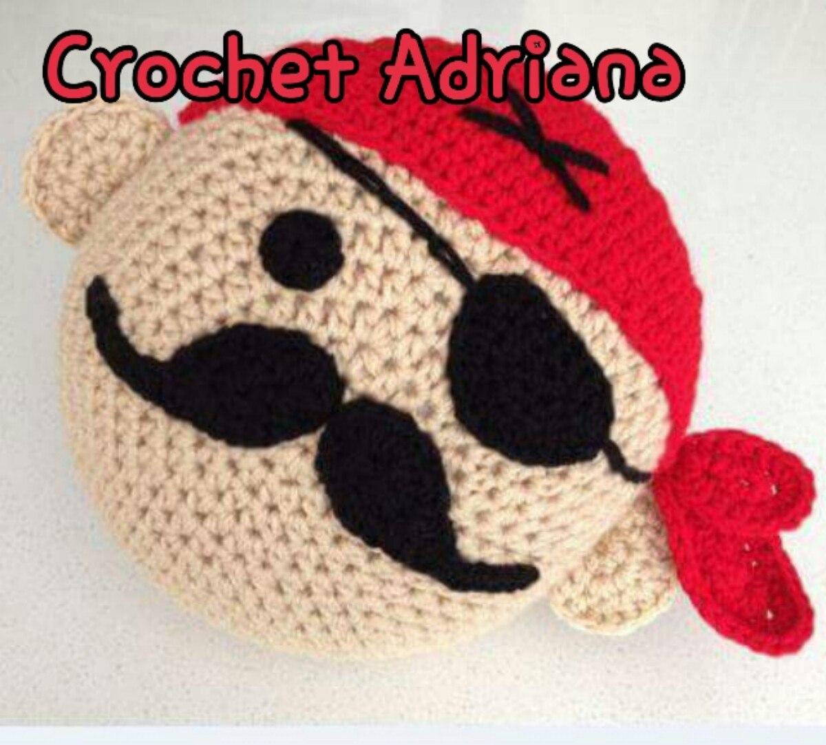 Cojín Crochet Tejido Koala Panda Gato Buho - $ 1,200.00 en Mercado Libre