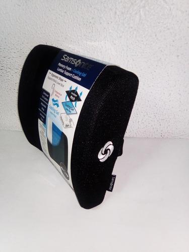 cojin de asiento para carro con gel refrigerante