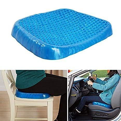 cojín de gel flexible ortopédico para carro -oficina