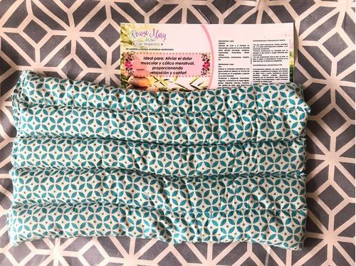 cojin de semillas terapéuticos y arom. relajantes 30x18
