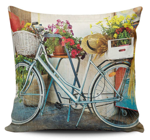 cojin decorativo tayrona store bicicleta vintage 14