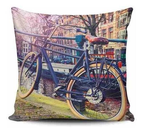 cojin decorativo tayrona store bicicleta vintage 20