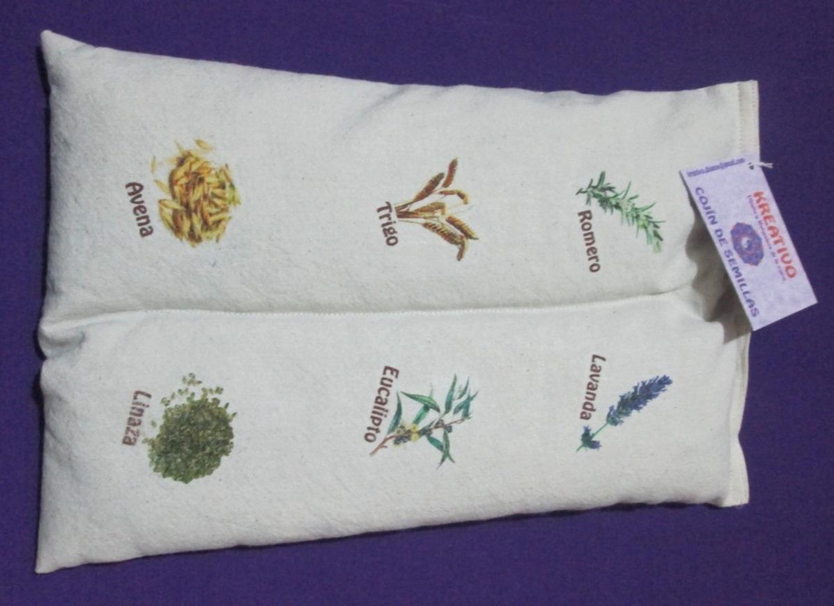 Cojin / Guatero De Semillas O Cuellos Terapeuticos   $ 8.000 en
