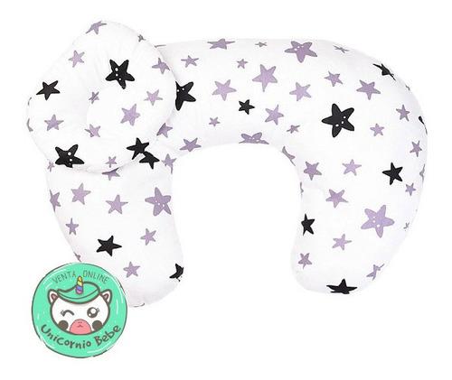 cojín lactancia bebe almohada dormir recién nacidos ubb
