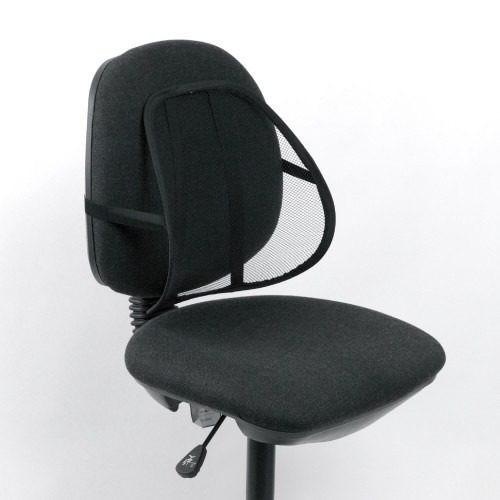 Coj n lumbar para auto oficina silla dolor de espalda for Sillas de oficina para problemas de espalda