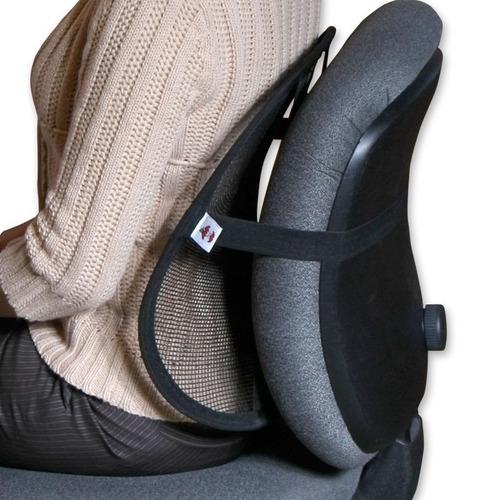 cojín lumbar  para auto, oficina, silla, dolor de espalda