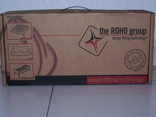 cojín neumático roho antillagas - envío gratis