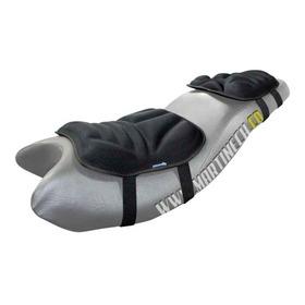Cojín Para Moto Viaje Memory Foam Kit X 2 Comfort Seat