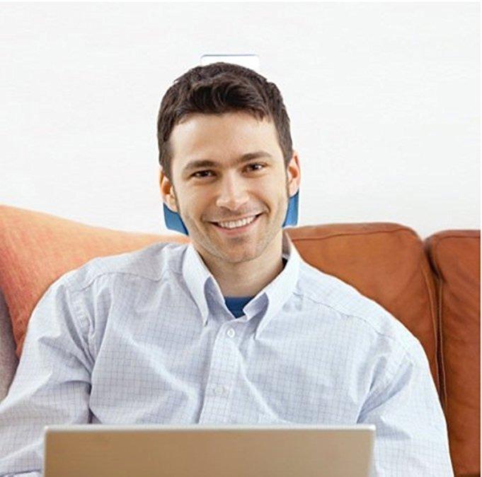 Cojín Relaxer Dispositivo Alivio Dolor Cervical Hombros -   150.679 ... 005ff46b0526