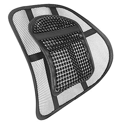 cojin respaldar lumbar silla dolor de espalda autos jeep bmw