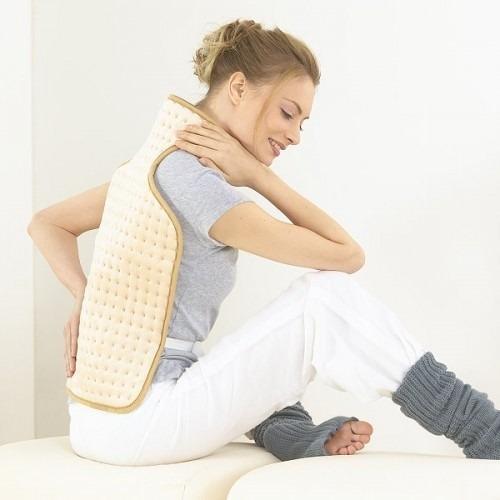 cojín térmico espalda y cuello beurer meses s/i envío gratis