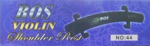 cojin violin 4/4 3/4 descansa hombro pearl river bos +