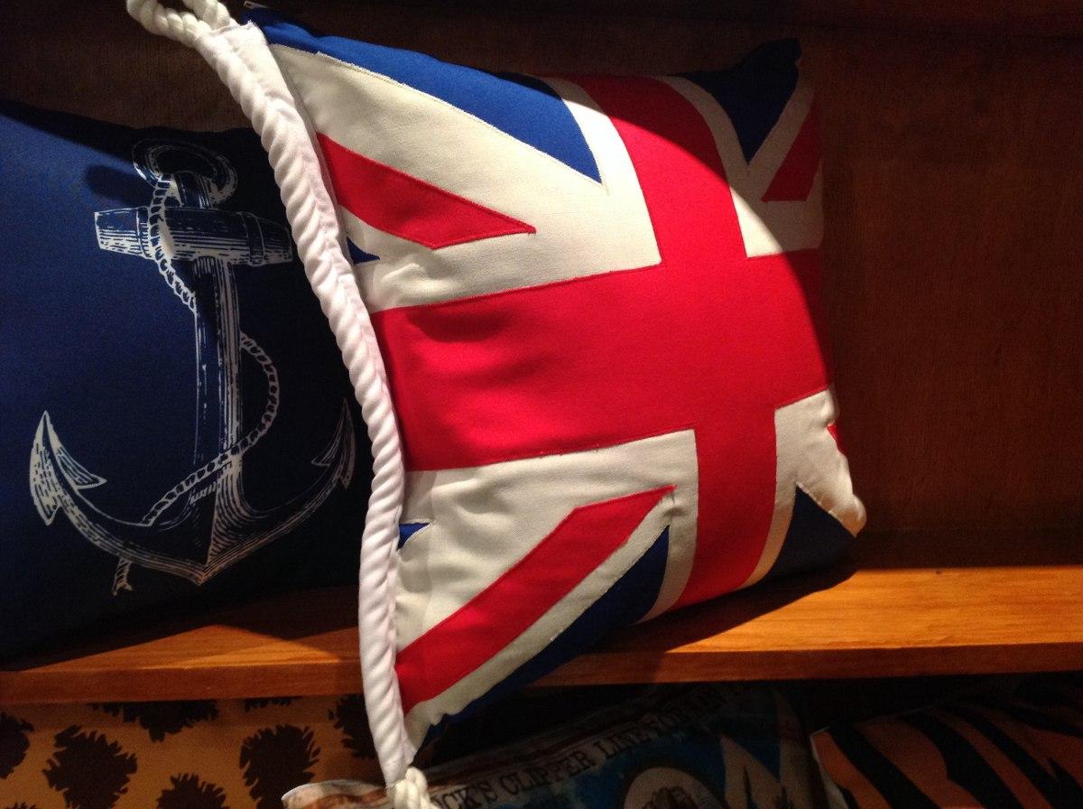 Cojines Bandera Británica , Ingleses , Otros Motivo   $ 8.000 en