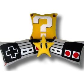 Cojines Combo Nintendo