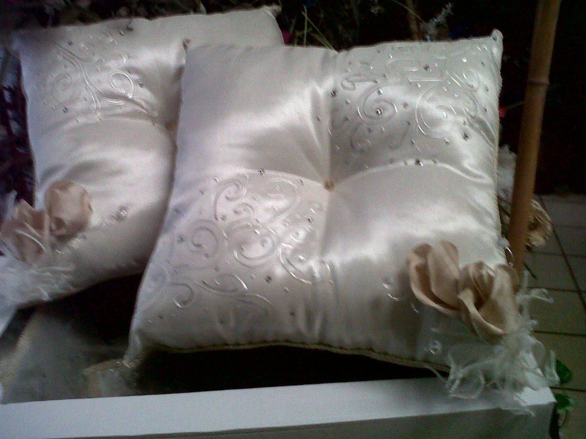 Cojines de boda en mercado libre - Cojines para cama matrimonio ...