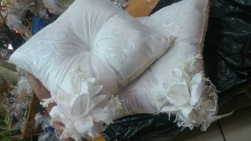 Cojines de boda en mercado libre for Cojines para cama de matrimonio
