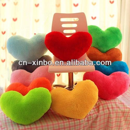 cojines de corazón en colores - ivanitafashion!!!