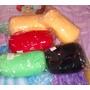 Almohadas Antiestrés Rellenas. Varios Colores. Pillows