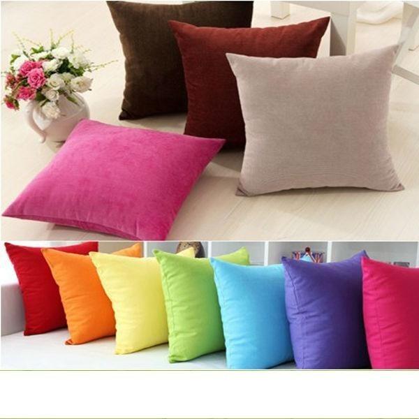 Cojines decorativos 50 x 50 cm en mercado libre - Cojines de colores ...