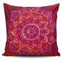 Cojin Decorativo Mandala Roja