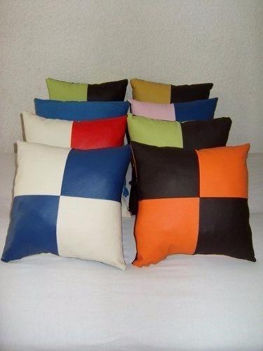 Cojines Decorativos En Semicuero, Muebles, Salas  Bs 4300,00 en