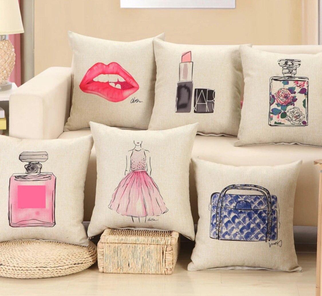 Cojines Decorativos Fashion Decoración Hogar   $ 10.000 en Mercado
