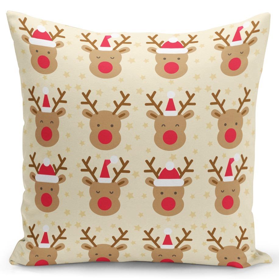 Cojines decorativos navide os dise o navidad cojin - Decorativos de navidad ...