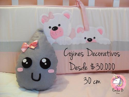cojines decorativos para bebes y niños