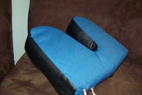 cojines ortopedico para cuello con calor y vibración