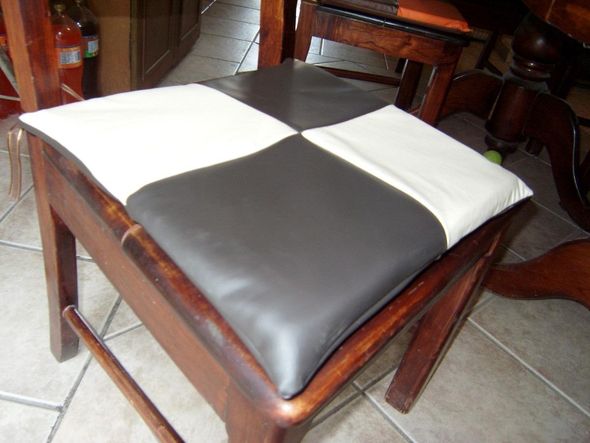 Cojines para silla cubreasientos de vinyl a gran precio for Cojines sillas jardin